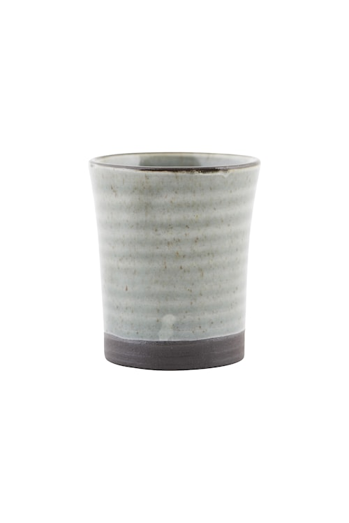 Espresseokopp Ø 4x5,5 cm - Grå