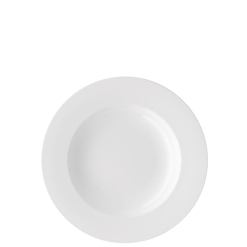 Jade Hvit Dyp Tallerken Ø23 cm