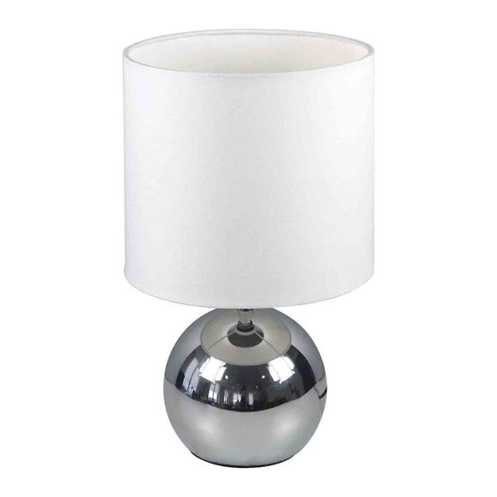 Bordslampa touch & dim Small Vit