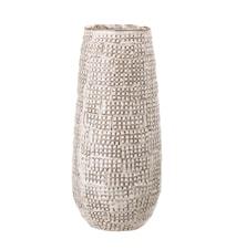 Vase Stentøj Natur Ø13 cm