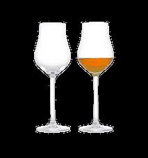 Premium Brændevinsglas, 2 stk., 23 cl