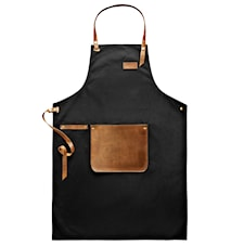 Apron Canvas Leather
