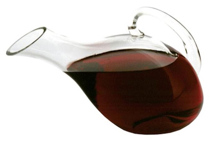 Vinkaraffel 1,2 liter