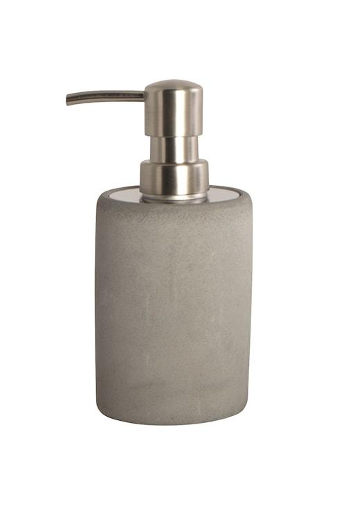 Såpepumpe Cement Ø 8x17 cm - Grå