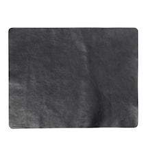 Placemats Camou Black Buffalo Leather 35x45 cm