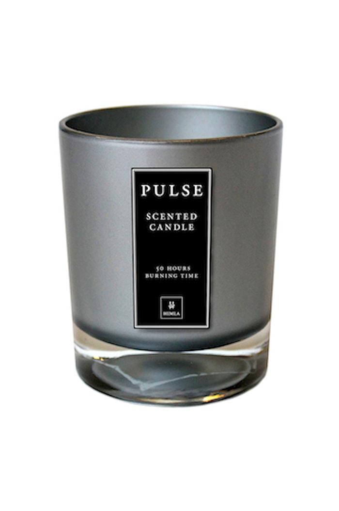 Doftljus Pulse 50h silver