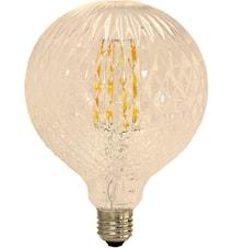 Elegance LED Cristal Cristal Gold 125mm