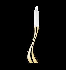 Cobra Ljushållare Medium Guldpläterad