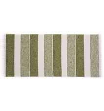 Lisa tæppe - grøn