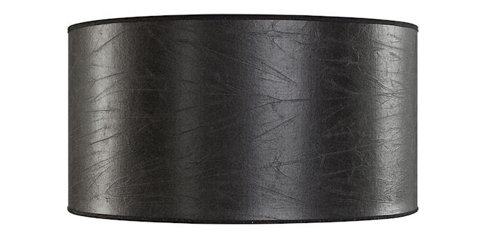 Cylinder Lampskärm Medium Svart