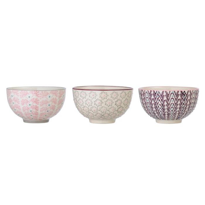 Maya Bowl, Multi-color, Stoneware