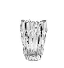 Quartz Vase oval 16cm