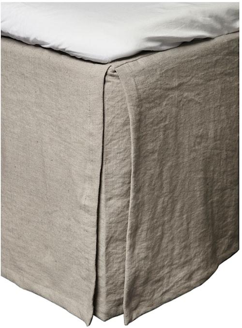 Mira loose fit sengekappe – Stone, 90x220x42