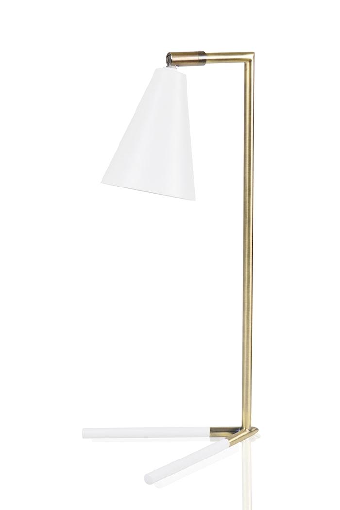 Vega Pöytälamppu valkoinen