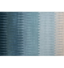 Acacia Ullmatta Blå 140x200 cm