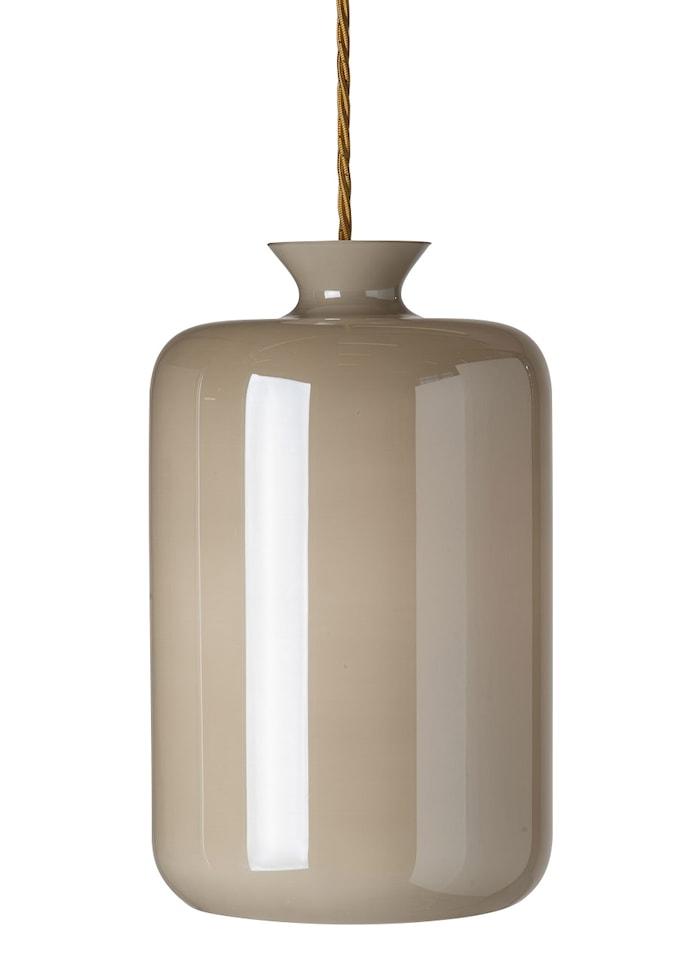 Pillar tagpendel - White, pearl shiny
