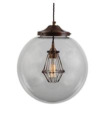 Robyn globe taglampe