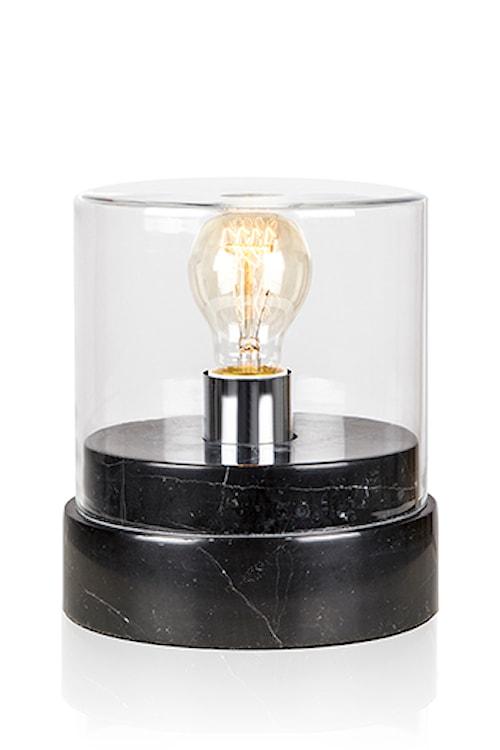 Bordlampe Marmi Wide Sort