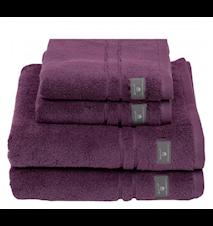 Premium Terry Ansiktshåndkle 30X50 Potent Purple
