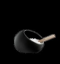 RO saltcellar H8,2 musta
