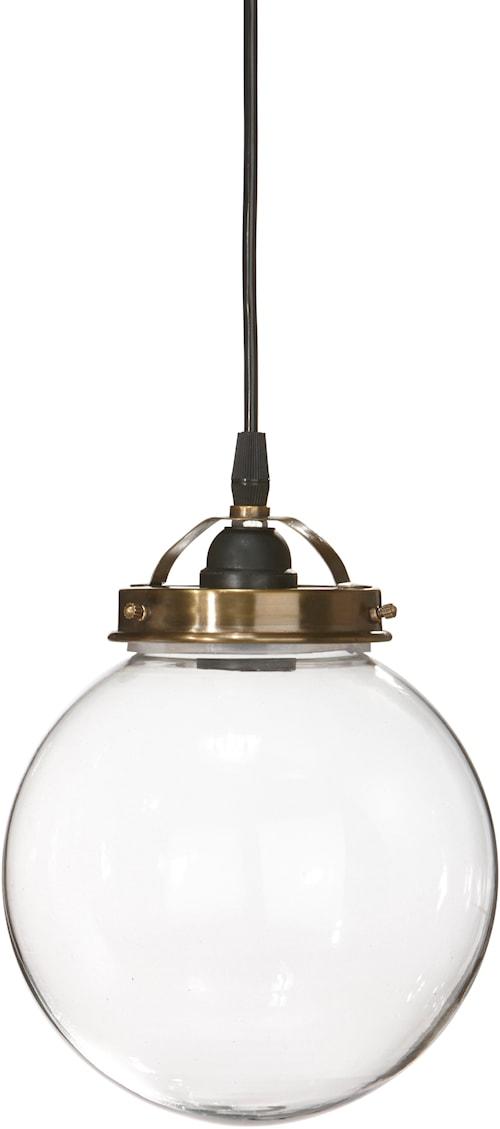 Bretagne Taglampe Antikmessing 30cm