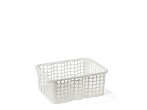 Rondo Plastkurv Hvit 1,5 L