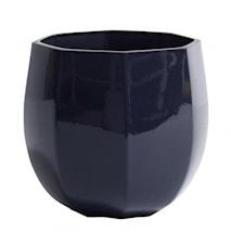 OPAL t-light holder, dusty black