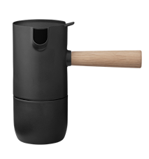 Collar espressobryggare 0,25 l.
