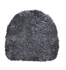 Oz Fårskinnsdyna 38x40 cm - Charcoal