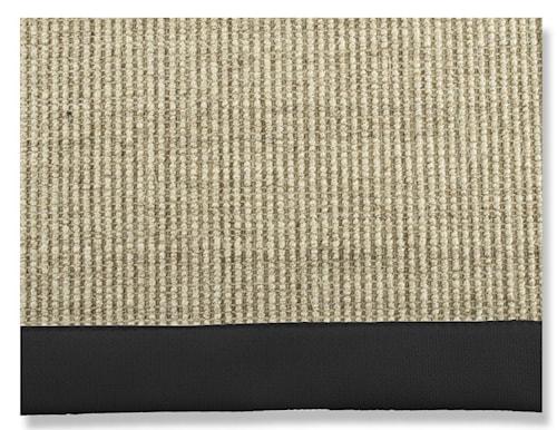 Artwood sisal black matta - 200x300