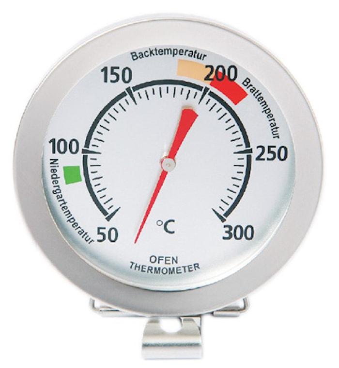 Analogt stekeovnstermometer med clips