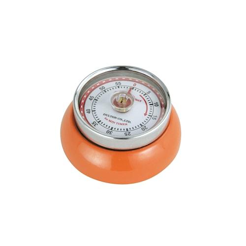 Timer Ø 7 cm oransje