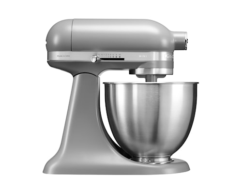 Artisan Mini Köksmaskin 3,3 liter Matt Grå