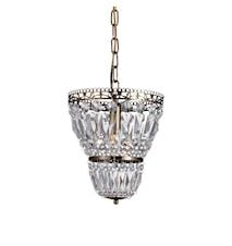 Sundsby Lampa 1 Ljus Antik