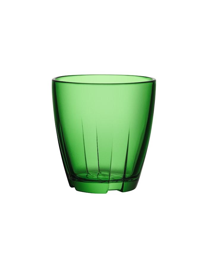 Bruk Grön Dricksglas Liten