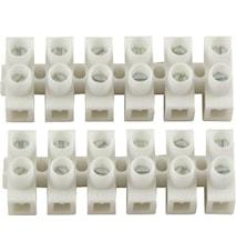 Kopplingslist 2st/frp 1,5-2,5mm²