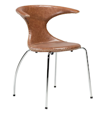 Flair stol - Lær