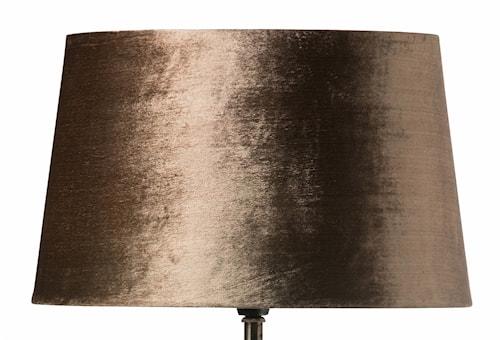 Lampskärm Lola 42 cm - Guld
