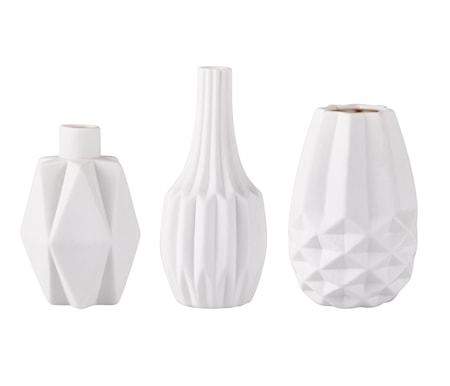 Herlig Kjøp Vase Keramikk Hvit 12 cm GW-13