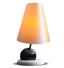 TR18 Bordslampa Björk/svart