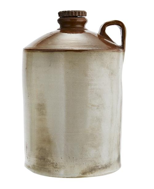 Återvunnen oljekrus Ø 24 cm - Grå/brun