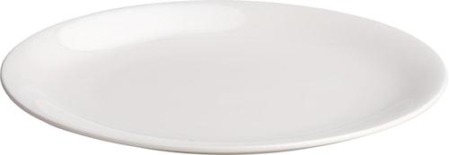 All Time Desserttallerken Hvit Ø20 cm