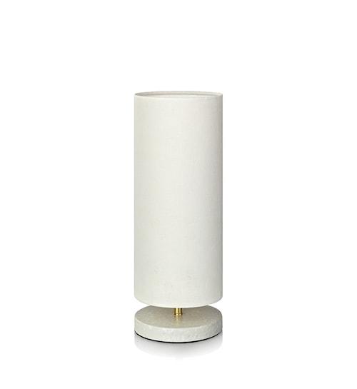 Herald Bordslampa Vit/Marmor
