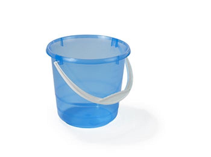 Spand 5l Blå Plastik