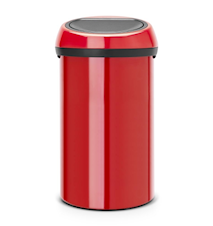 Touch Bin® Red 60 L