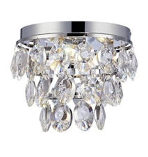 Isobel Plafond 3L Chrome/Briliant