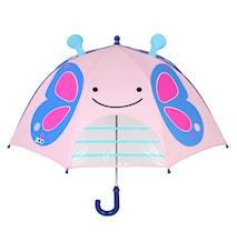 Skip Hop Zoo Paraply Fjäril
