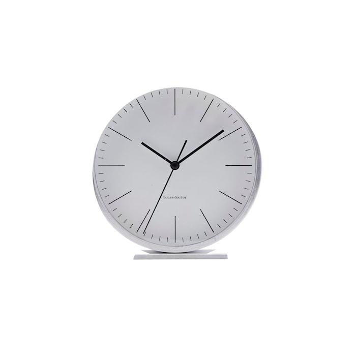 Le Alarmklocka Silver