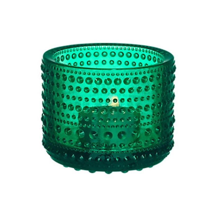 Kastehelmi Ljuslykta 64mm Smaragd