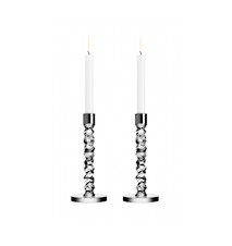 Carat Candle Holder 24.2 cm 2 pcs